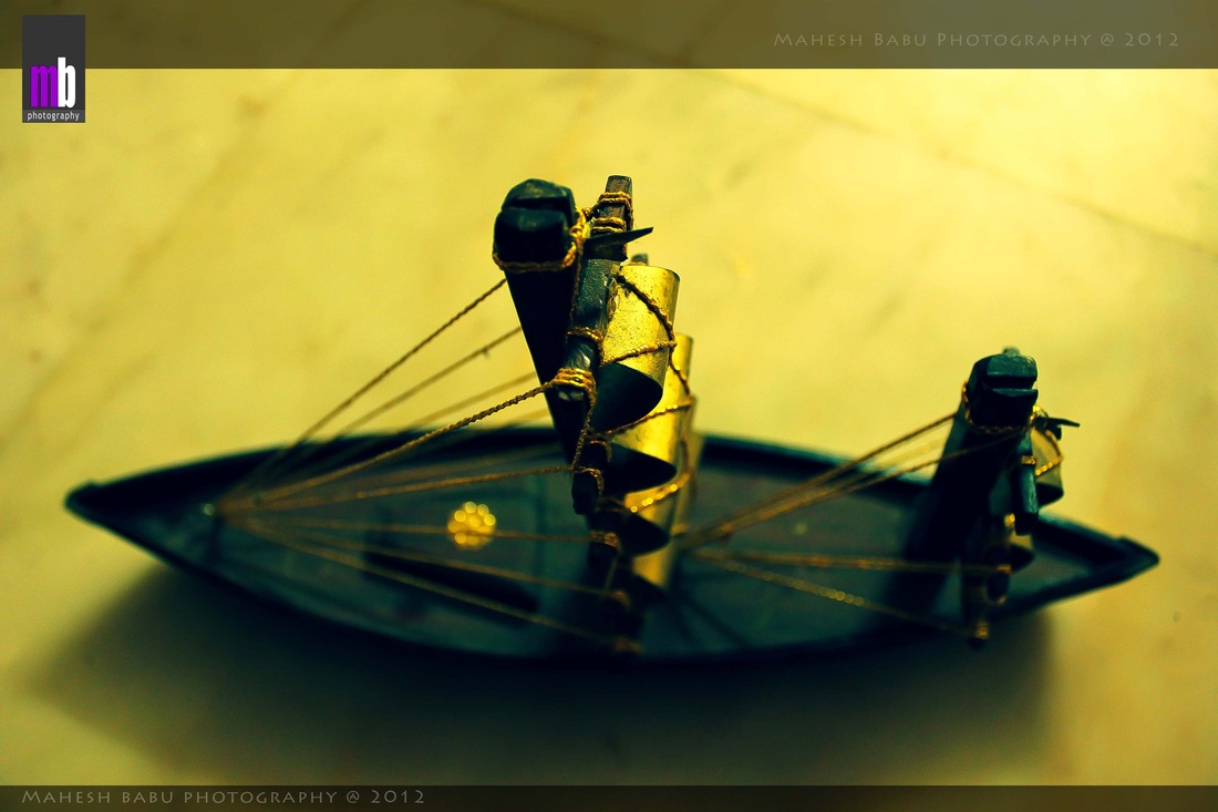 lets start voyage in my wooden ship - mahesh babu photography
