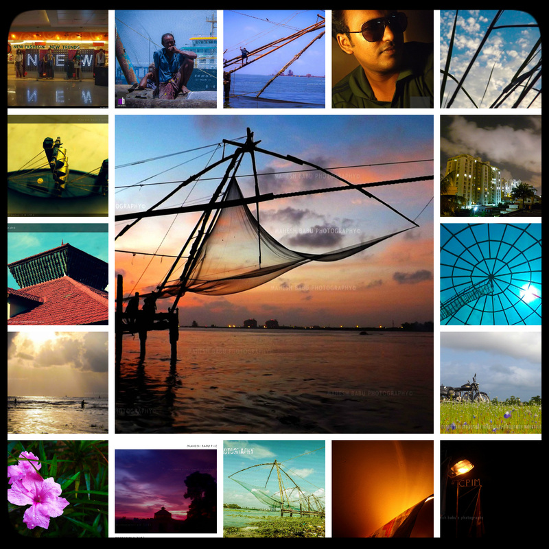 Collage, Mahesh Babu Photography