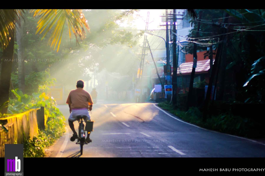 New Day, New Start, New Hopes, Blessed by Morning Sun... - Mahesh Babu Photography